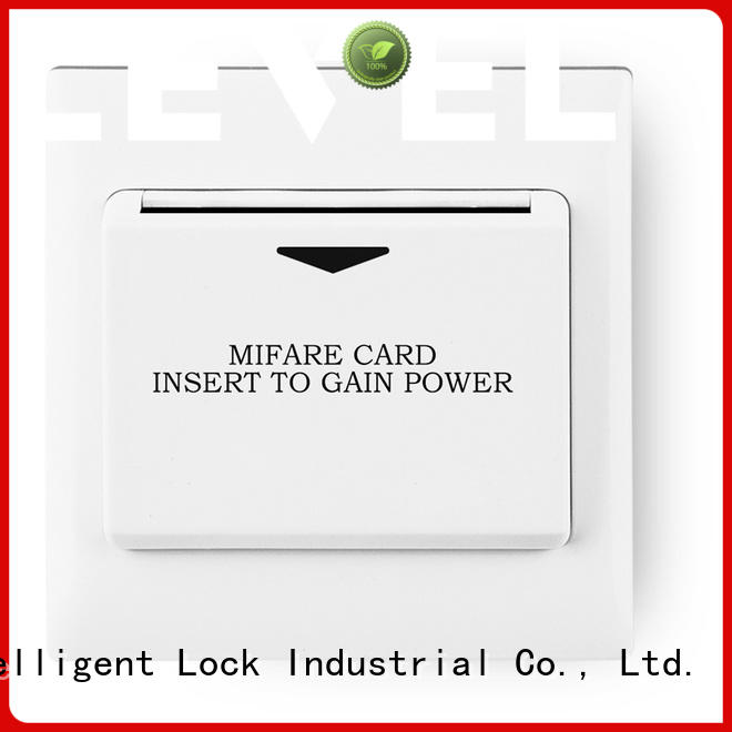Level safe powersave switch supplier for Villa