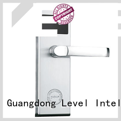 Level split card lock supplier for guesthouse