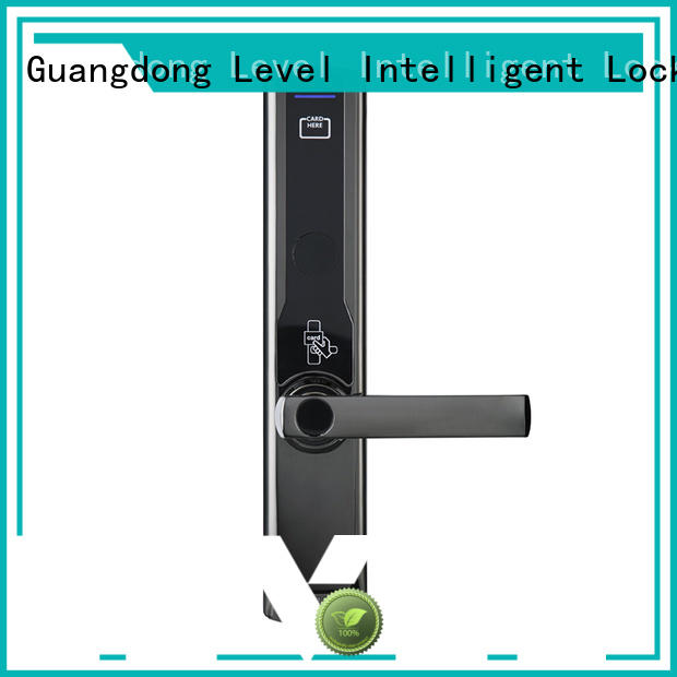 Level high quality rfid hotel door locks wholesale for apartment