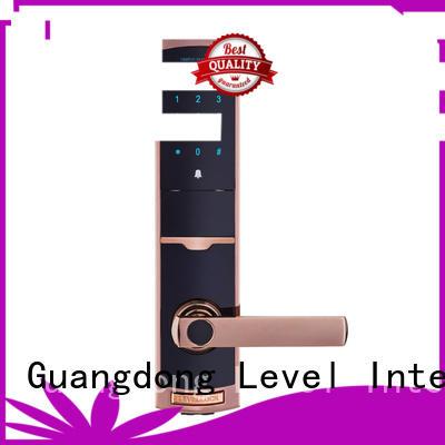 keyless keypad lock supplier for residential Level