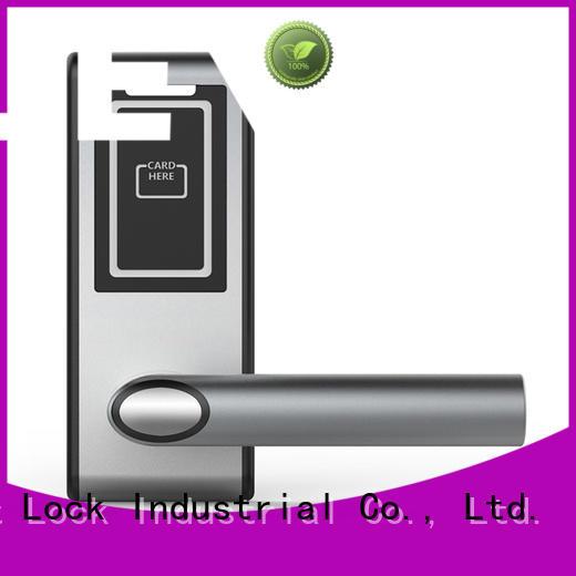 Level slim rfid hotel door locks supplier for Villa