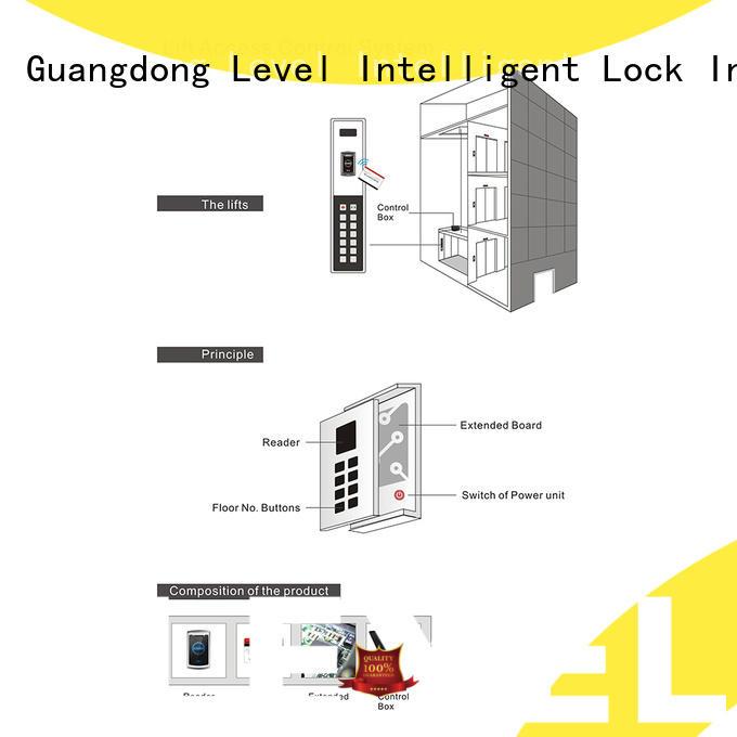 Level good quality lift access controller manufacturer