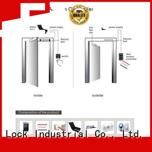 Level door online door access controller promotion for lodging house