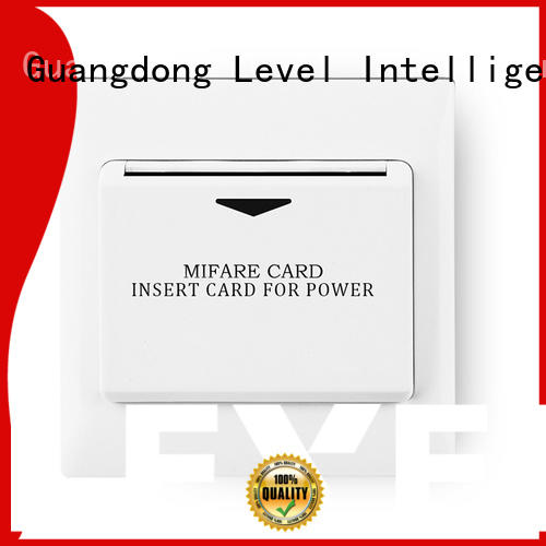 high quality energy saving switch hotel promotion for apartment