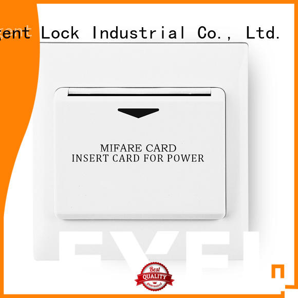 safe energy saver key card switch sw2000mf1 from China for apartment