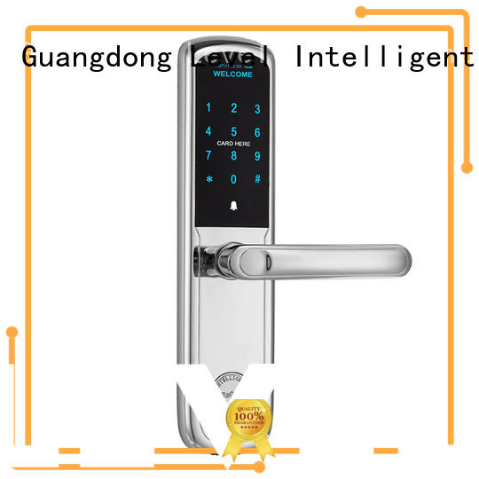 Level keyless residential electronic lock wholesale for residential
