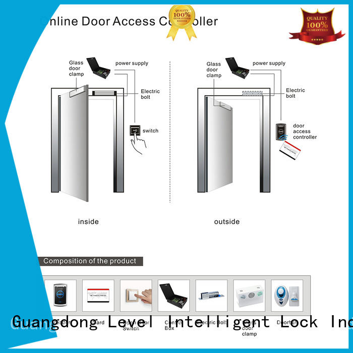 access controller access level for lodging house Level