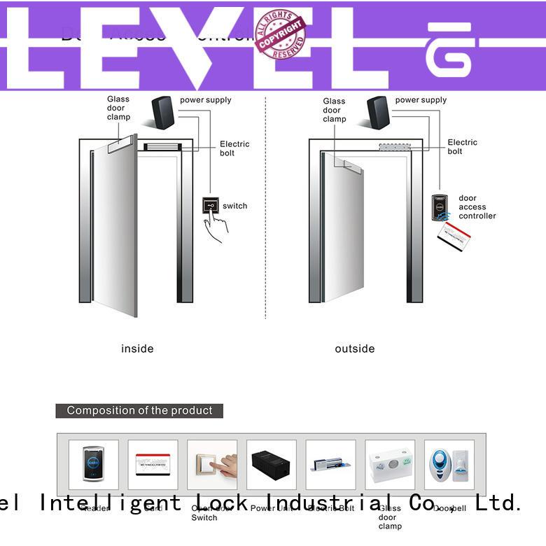 Level practical offline door access control manufacturer for apartment