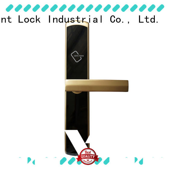Level practical hotel door locks supplier for guesthouse