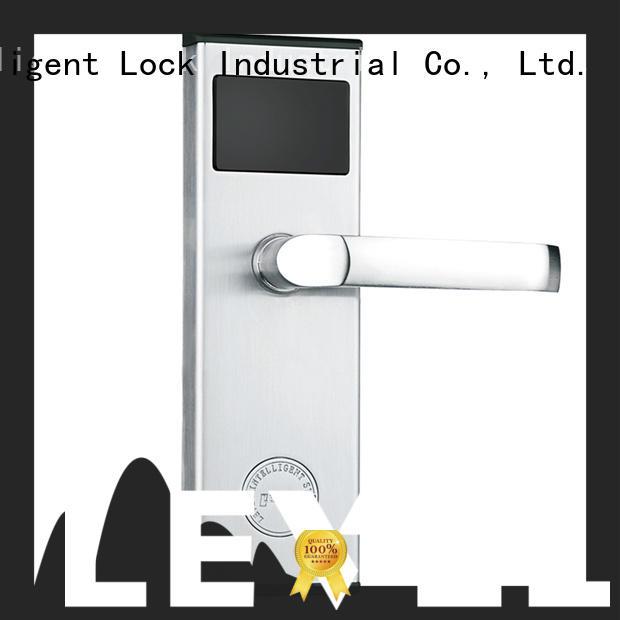 Level bridgecut intelligent lock directly price for hotel