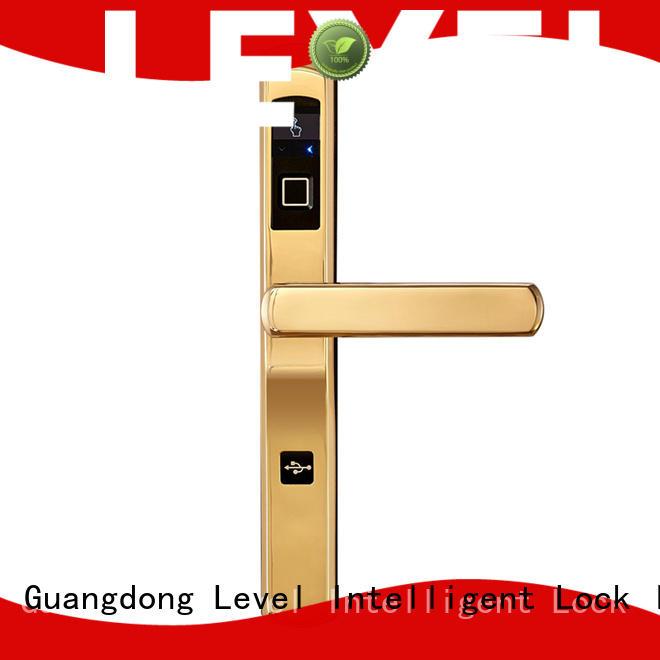 Level security keyless office door locks digital for residential