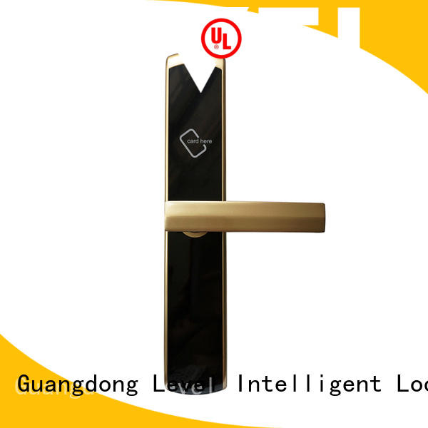 Level technical hotel lock supplier for hotel