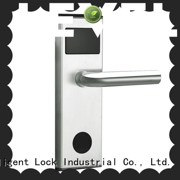 Level room card lock wholesale for Villa