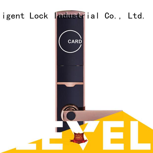 Level rf1360 rfid hotel door locks directly price for Villa