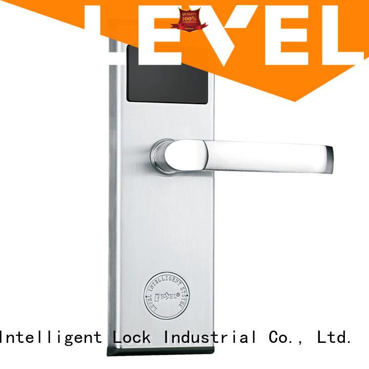 Level security hotel room door locks wholesale for apartment
