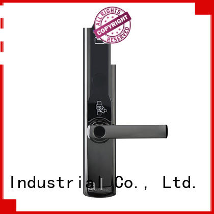 Level security rfid hotel door locks promotion for guesthouse