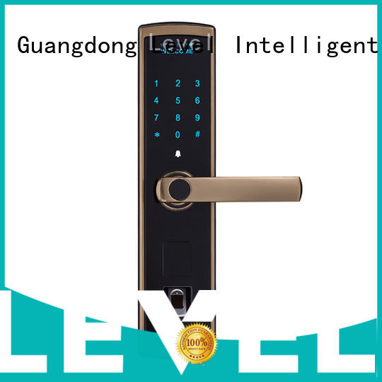 Level security intelligent lock supplier for residential