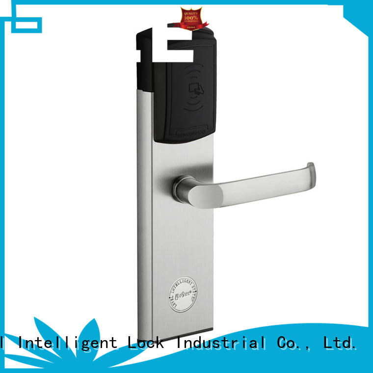 high quality intelligent lock tubular supplier for guesthouse