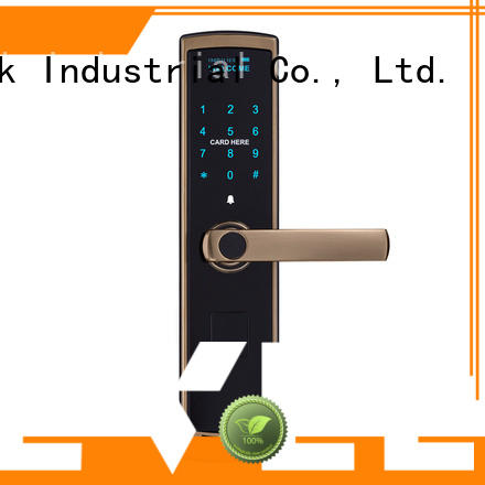 high quality smart card lock electronic on sale for Villa