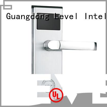 Level lock electronic lock promotion for Villa
