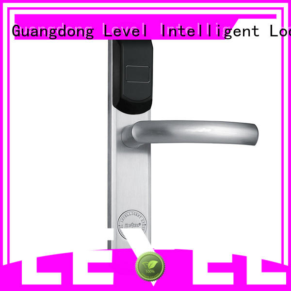 split electronic door locks hotel wholesale for guesthouse Level