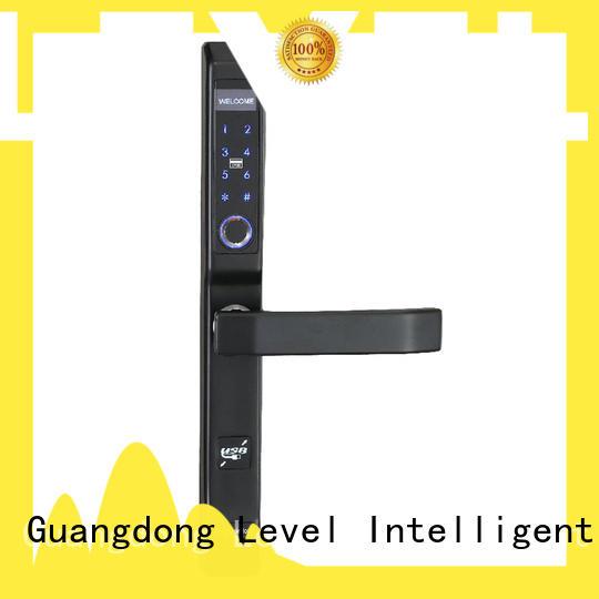 best keypad door lock painting factory price for Villa