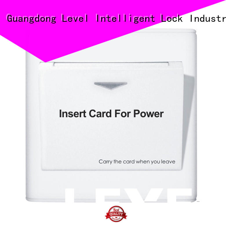 hotel energy saving switch sw2000mf1 for apartment Level