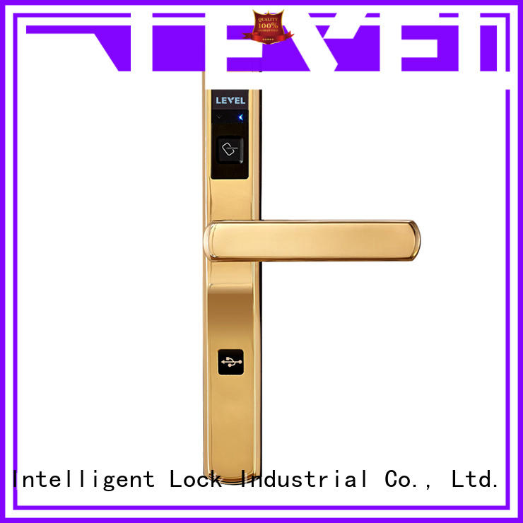 technical hotel security lock supplier for hotel Level
