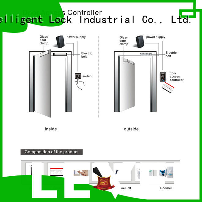 security smart card access control system door directly price for office