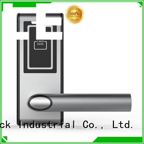 Level practical rfid hotel door locks wholesale for hotel