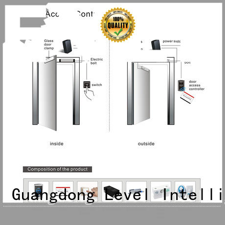 Level high quality smart card access control system directly price for office