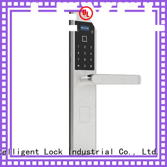 keyless touch keypad lock intelligent factory price for Villa