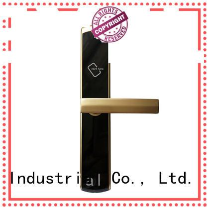 Hotel electronic RFID card lock Aluminum alloy material RF-1320