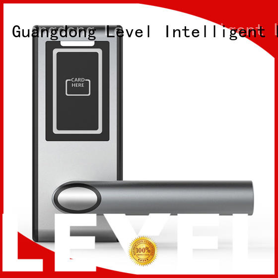 Level technical rfid card lock promotion for hotel