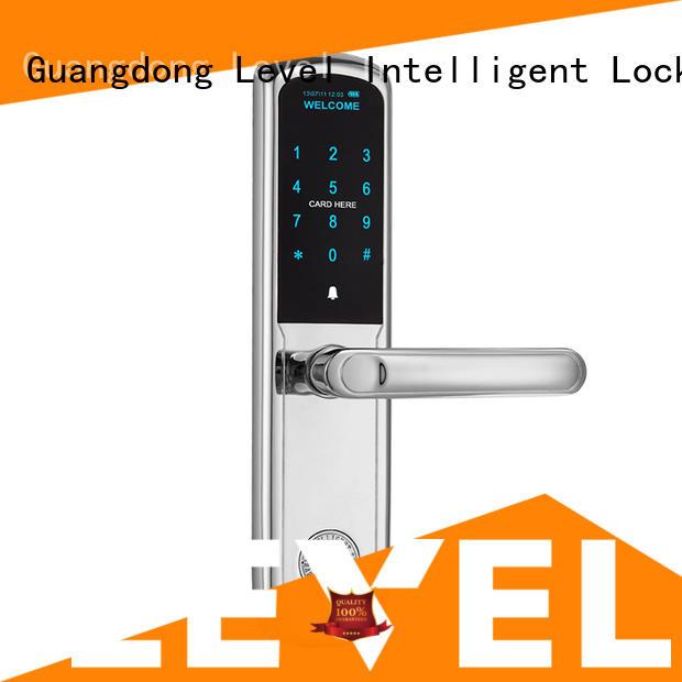 Level keyless intelligent lock wholesale for home