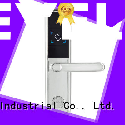 Level practical rfid card lock wholesale for guesthouse
