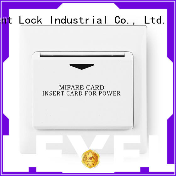 Level saving energy saver key card switch supplier for home
