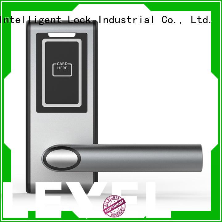 practical hotel room door locks steel wholesale for Villa