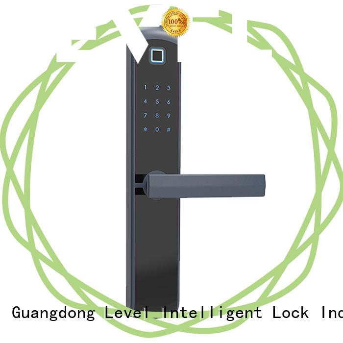 Level fingerprint password lock wholesale for residential