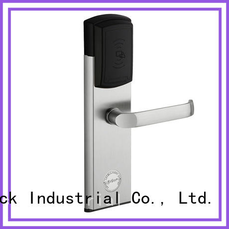 Level technical card lock mf1 for apartment