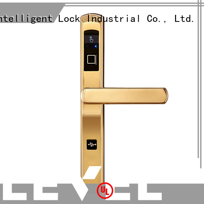 Level security intelligent lock factory price for residential