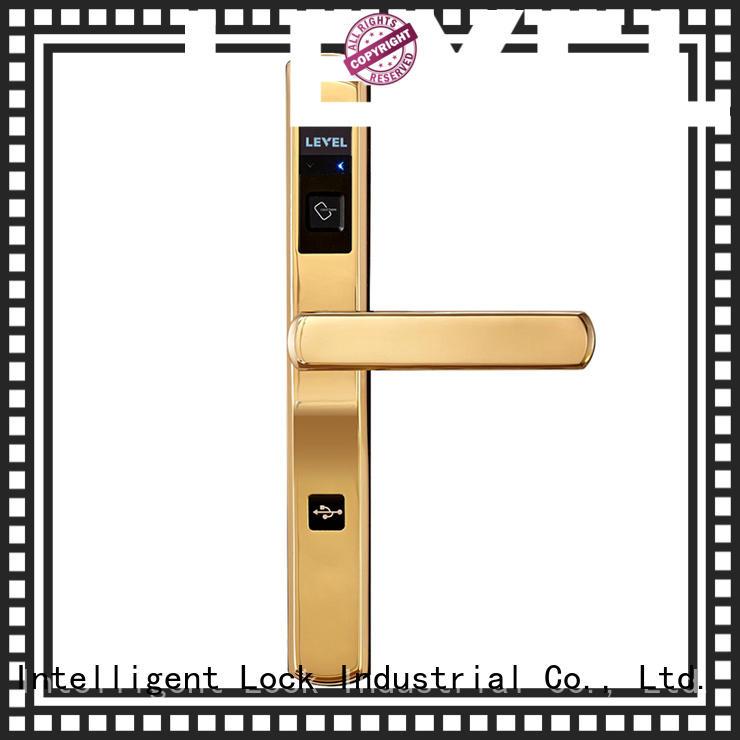 Level intelligent hotel lock promotion for apartment