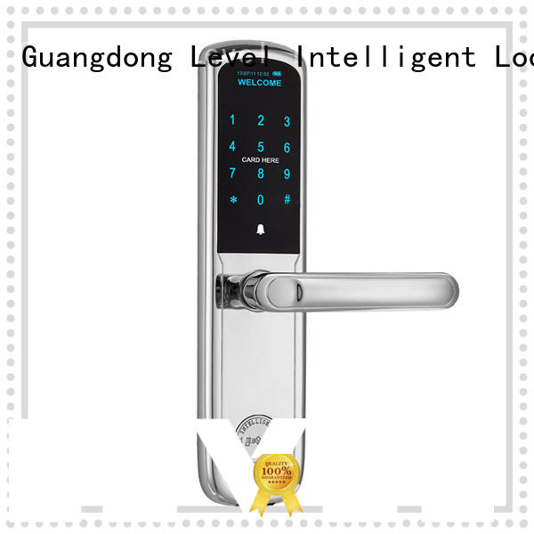Level password electronic keypad lock wholesale for home