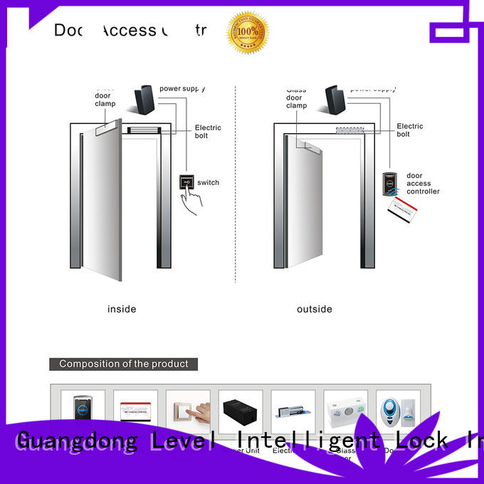 Level door smart card access control system manufacturer for office