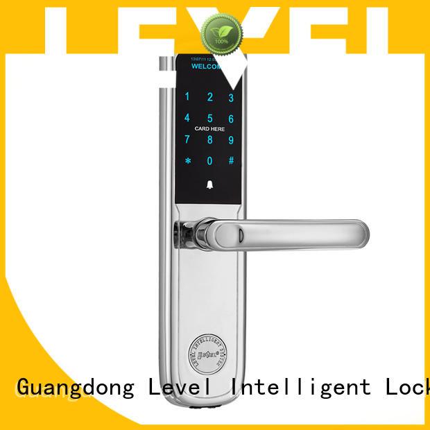 Level residential intelligent lock wholesale for residential