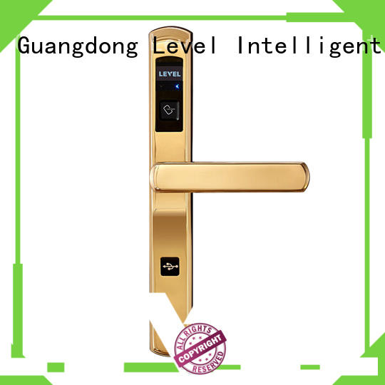 Level security intelligent lock supplier for apartment
