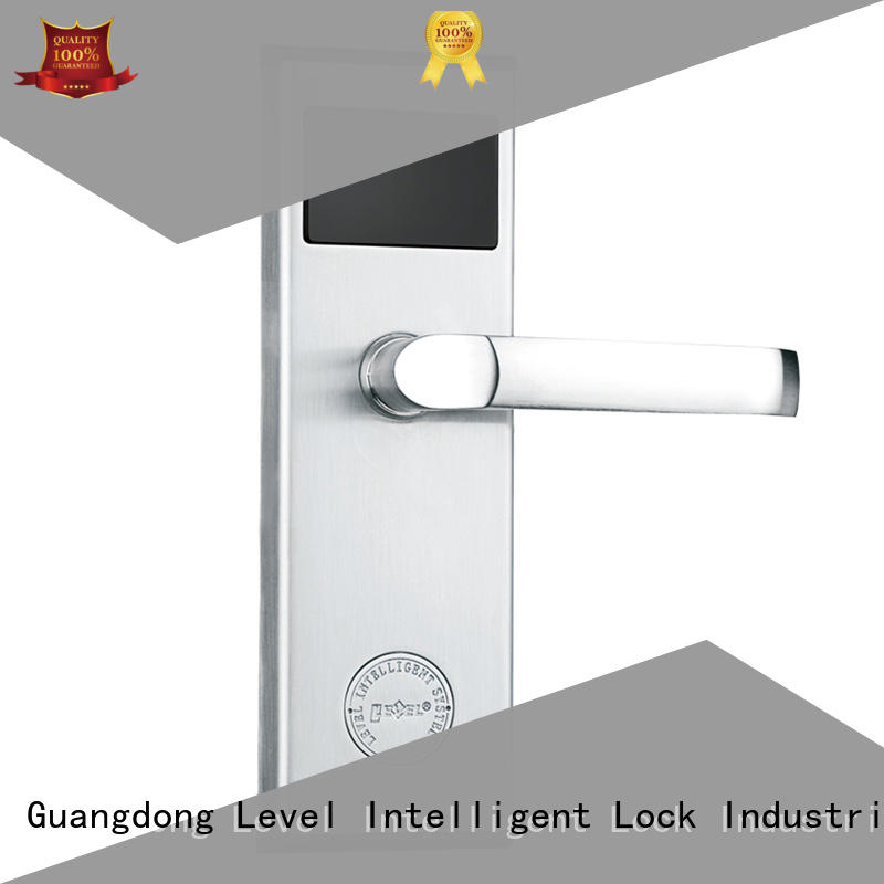 Level high quality rfid hotel door locks rfs800 for apartment