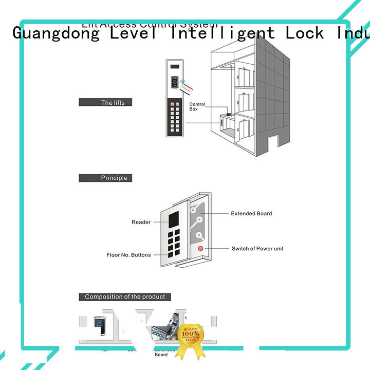 Level utility LEVEL lift control system manufacturer for hotel