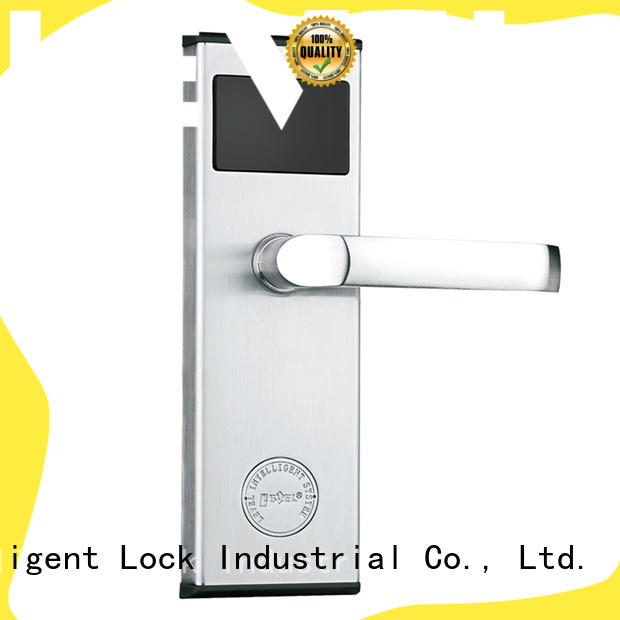 Level practical hotel door security lock pieces for lodging house