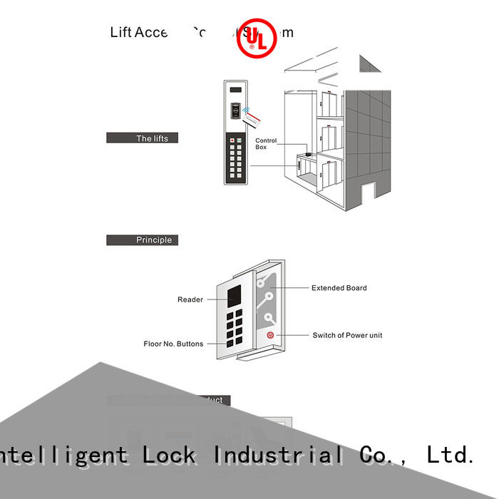 Level good quality lift access controller online for apartment
